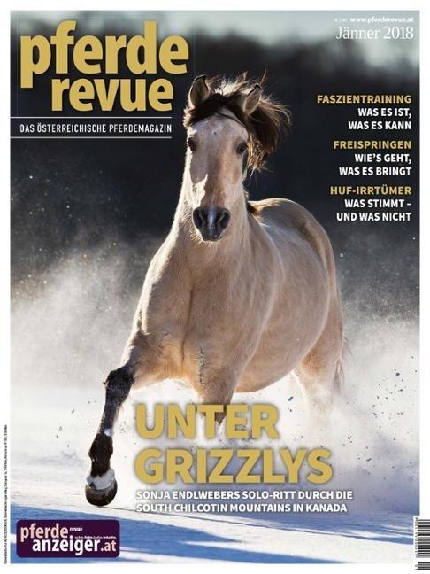 Pferderevue Digital Nr. 1/2018