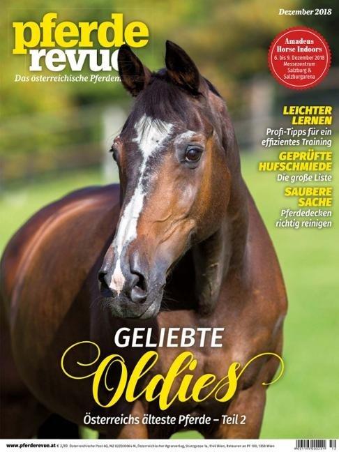 Pferderevue Digital Nr. 12/2018