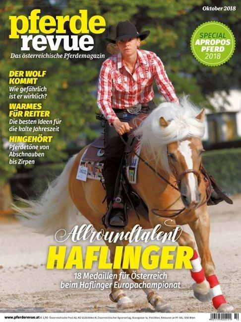 Pferderevue Digital Nr. 10/2018