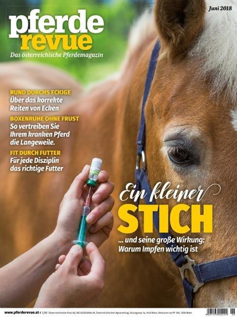 Pferderevue Digital Nr. 6/2018